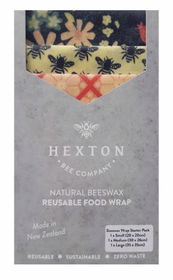 Hexton Wildflower Garden Beeswax Wrap