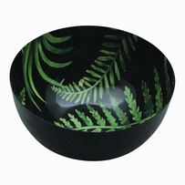Madras Rainforest Metal Bowl Small