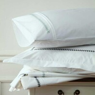 MM Linen French Bee Duckegg Sheet Set