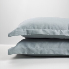 Thread Linen P'cases - Ocean Linen Std Pair