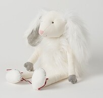 Citta Elvis Rabbit White 45cm