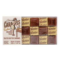 d'Amorine Salted Butter Caramel Sweets 155g