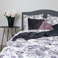 Linens & More Rosalie Duvet Cover Set - King