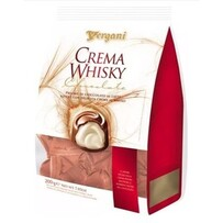 Vergani Dark Chocolate Whisky Creams - 200g