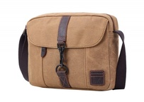 Troop Oslo Shoulder Bag Camel