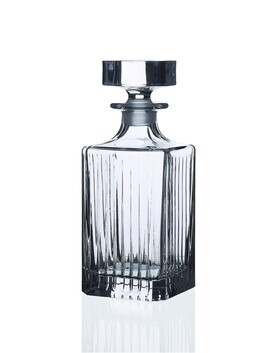 RCR Timeless Square Decanter - 75cl