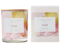 Living Light Noel Soy Candle Large