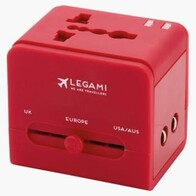 Legami Worldwide Travel Adapter