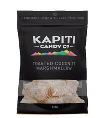 Kapiti Candies Toasted Coconut Marshmallow - 180g
