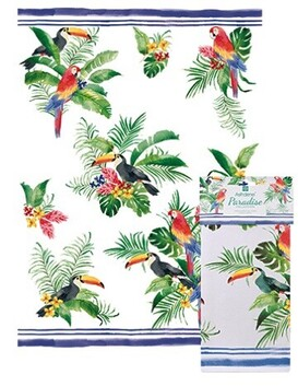 Ashdene Paradise Birds Kitchen Towel