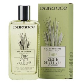 Durance Vetiver Zest EDT - 100ml