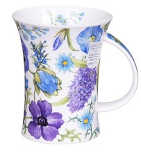 Dunoon Richmond Sissinghurst Mug - Blue