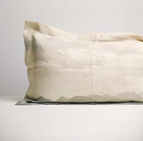 Thread Altitude Linen Oxford Pillowcases - Pair