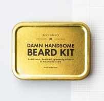 Oxted Damn Handsome Beard Grooming Kit
