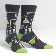 Sock it to Me Laboratory Mens Crew Socks