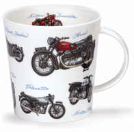 Dunoon Classic Collection Bikes Mug 480ml