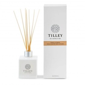Tilley Vanilla Bean Reed Diffuser - 150ml