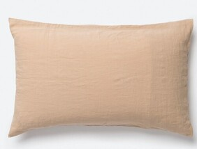 Citta Design Sove Linen Pillowcase - Latte Std Pr 76x50cm