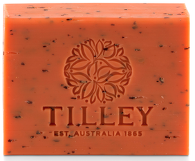 Tilley Sandalwood & Bergamot Pure Vegetable Soap - 100g