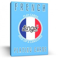Lingo French Cards