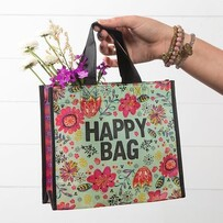 Natural Life Happy Bag Giving Bag - Turquoise