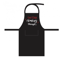 Linens & More Hot Stuff Apron 70x90cm