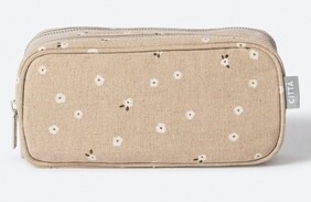 Citta Billie Cosmetic Case - Late/Multi Small