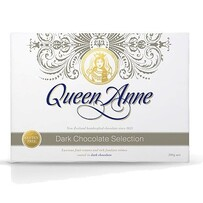 Queen Anne Dark Selection Chocolates 200g