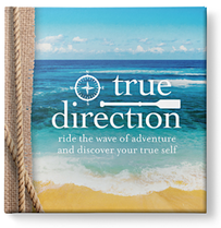 Affirmations Little Lifeboats. True Direction Book