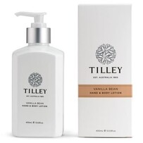 Tilley Vanilla Bean Body Lotion - 400ml