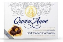 Queen Anne Salted Caramel Dark Chocolates - 140g