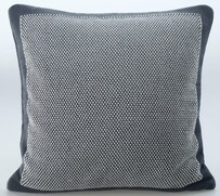 MM Linen Moss Cushion Charcoal - 50x50