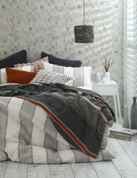 MM Linen Lagos Duvet Set-Multi