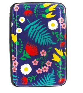 Moana Road NZ Flowers Power Bank Wallet