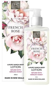 Banks & Co French Rose Lotion - 300ml