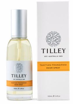 Tilley Tahitian Frangipani Room Spray - 100ml