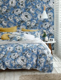 MM Linen Elodie Duvet Set - Multi