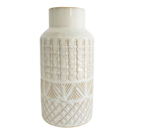 Urban Products Arizona Vase 26cm - White