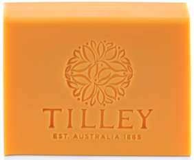 Tilley Tahitian Frangipani Pure Vegetable Soap - 100g