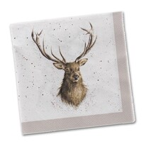 Wrendale Stag Luncheon Napkins