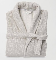Citta Halo Women's Nap Dressing Gown - Fog