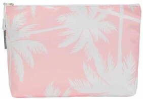 Annabel Trends Palm Wet Bag - Pink
