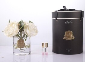 Cote Noire Peonies - Champagne Clear