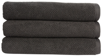 Christy Brixton Towel Collection - Liquorice