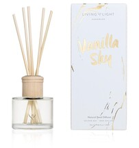 Living Light Vanilla Sky Diffuser - 120ml