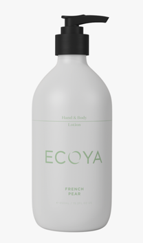 Ecoya French Pear Hand & Body Lotion - 450ml