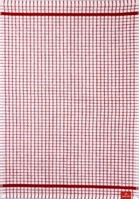 Samuel Lamont PoliDri Cotton Tea Towel - Red