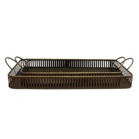French Country Solentro Rectangular Tray Small