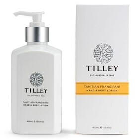 Tilley Tahitian Frangipani Body Lotion - 400ml