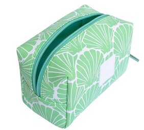 Tender Love Carry Shelly Parcel Cosmetic Bag - Mint